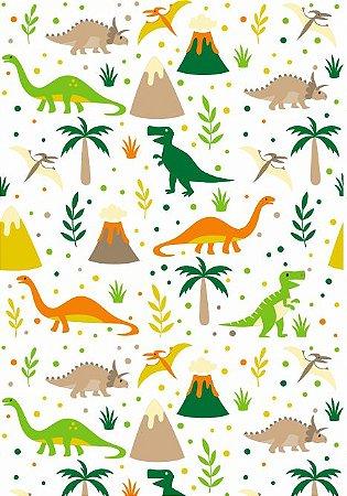 Papel de Parede Dinossauros
