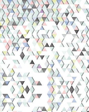 Papel de Parede Geométrico 25