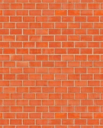 Papel de parede Tijolos Vermelhos