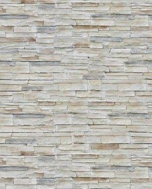 1c244b2b7 Papel de Parede Pedra Canjiquinha Cinza e Bege - Renovando em um clique!
