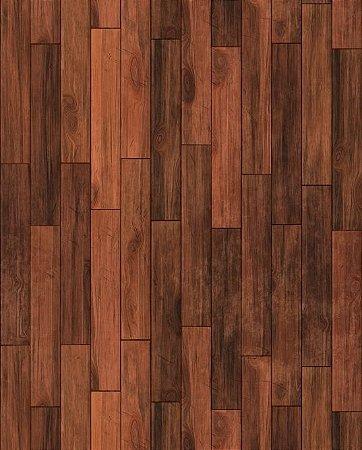 Papel de parede de madeira filetes na vertical