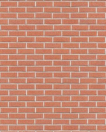 Papel de parede estilo tijolinhos vermelhos