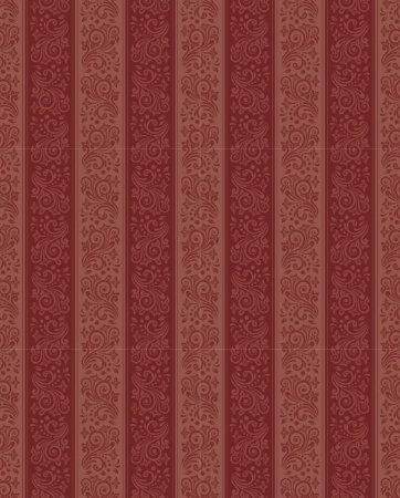 Papel de parede linha damask