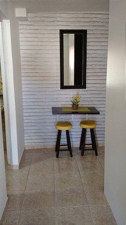 Papel de parede estilo Tijolo em barra inteira