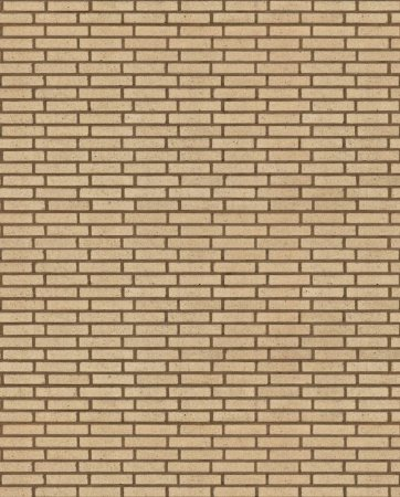 Papel de parede linha tijolo