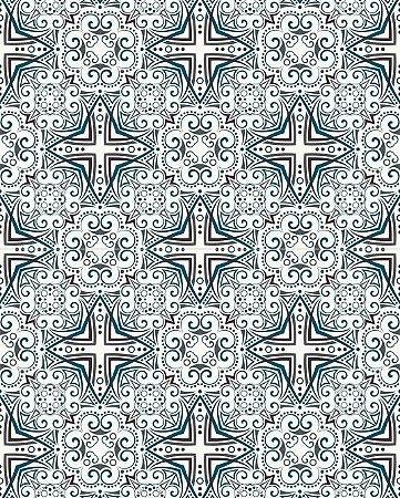 Hidráulico em tons de Azul, Cinza e Marrom
