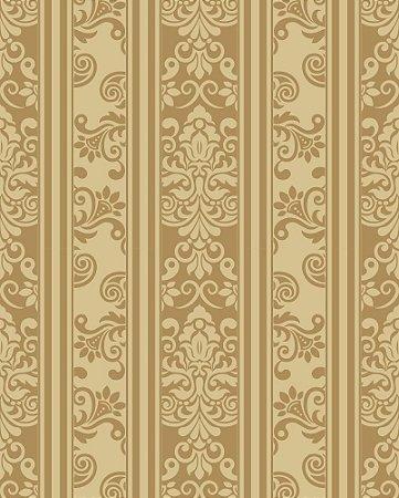 Papel de parede linha Luxurious Bege