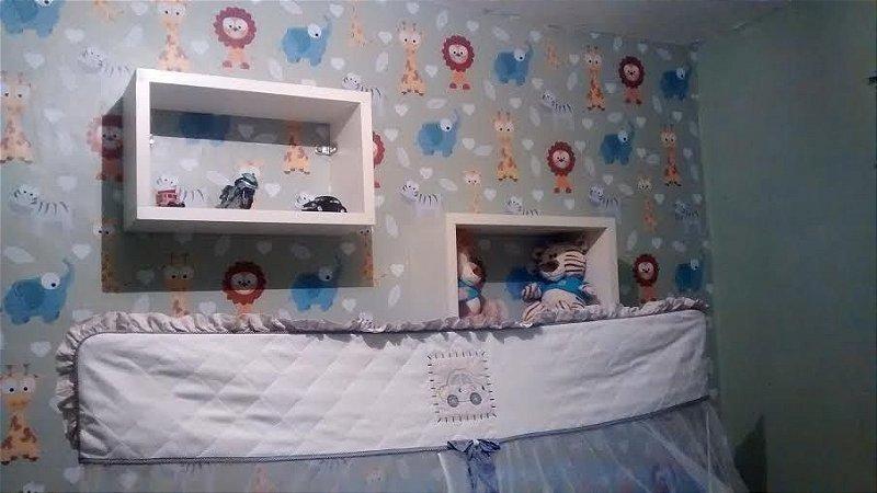 PAPEL DE PAREDE ESTILO BABY
