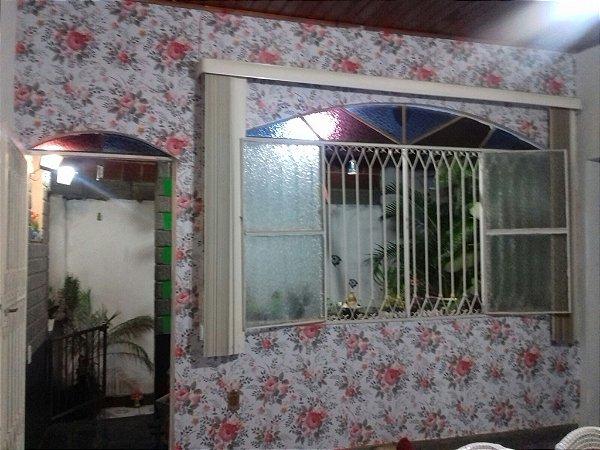 Papel de parede Floral com Ramos