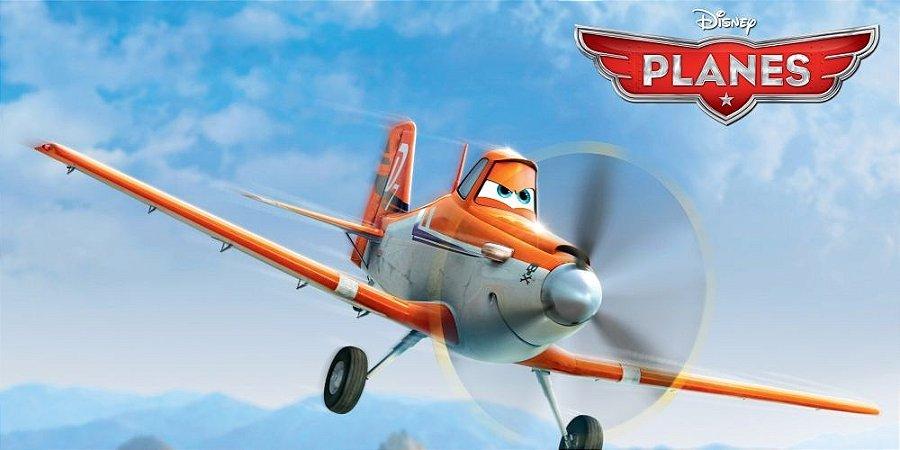 FotoMural adesivo 2,00 x 1,00 Aviões Planes