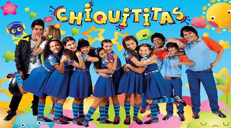 FotoMural adesivo 2,00 x 1,00 Chiquititas