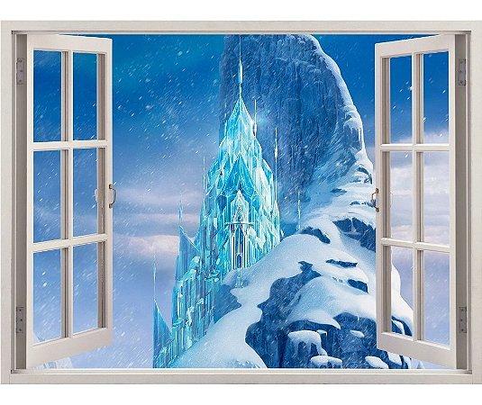 Adesivo decorativo janela - 90 x 1,20