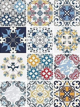 Adesivos Decorativos Para Azulejo 24uni