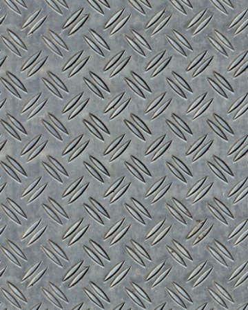 Papel de Parede Estilo Metal 003