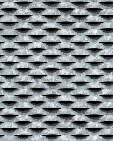 Papel de Parede Estilo Metal 005