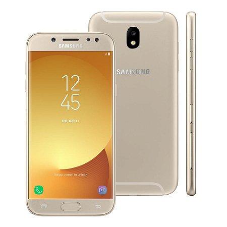 "Smartphone Samsung Galaxy J7 Prime Dual Chip Android 6.0 Tela 5.5"" Octa- Core 1.6 GHz 32GB 4G Câmera 13MP"