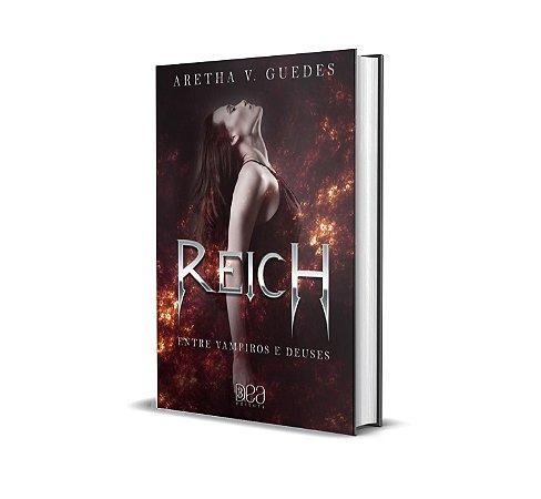 Reich entre vampiros e deuses + não perturbe + marcador (Valor depósito/Picpay: R$ 44,00)