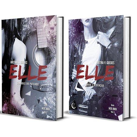 Combo Elle 2 + Elle 3 (Valor depósito/Picpay: R$ 65,00)