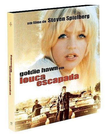 Blu-ray (LUVA) Louca Escapada - Steven Spielberg (Exclusivo)