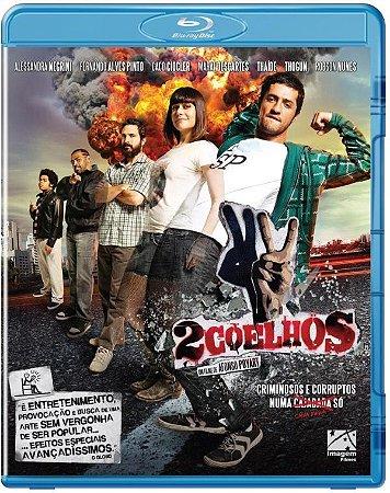 Blu-ray 2 Coelhos