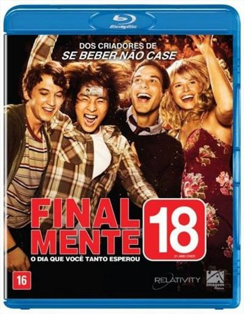 Blu-Ray - Finalmente 18