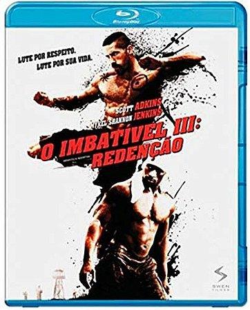 Blu-ray - O Imbatível III: Redenção