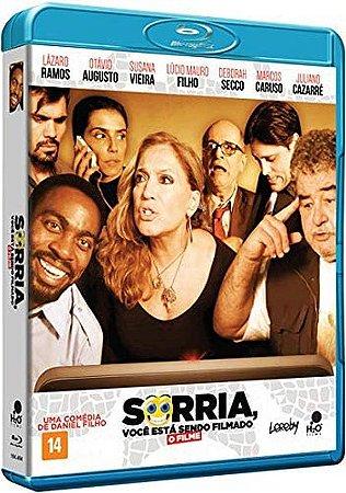 Blu-ray - Sorria, Você Está Sendo Filmado