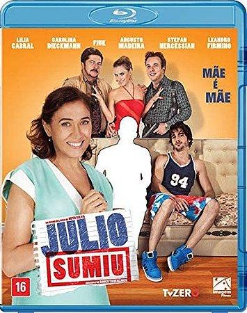 Blu-ray Julio Sumiu - Nacional - Lilia Cabral