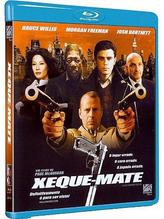Blu-ray Xeque-mate - Bruce Willis