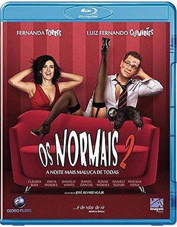 Blu-Ray Os Normais 2 - A Noite Mais Maluca de Todas
