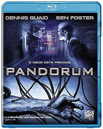 Blu-ray Pandorum - Dennis Quaid