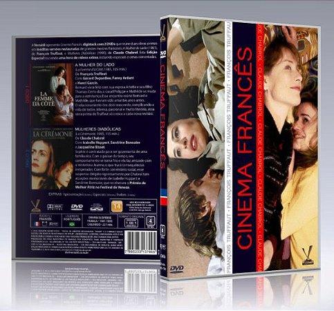 DVD Cinema Francês - 2 Discos