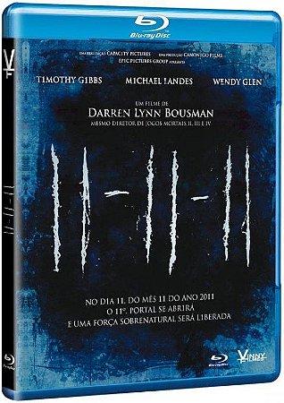 Blu-ray - 11-11-11