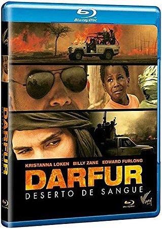 Blu-ray - Darfur: Deserto de Sangue