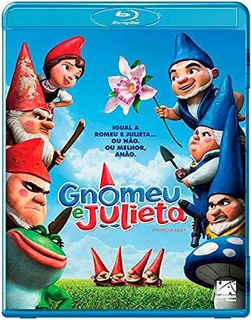 Blu-Ray 3D/2D - Gnomeu e Julieta