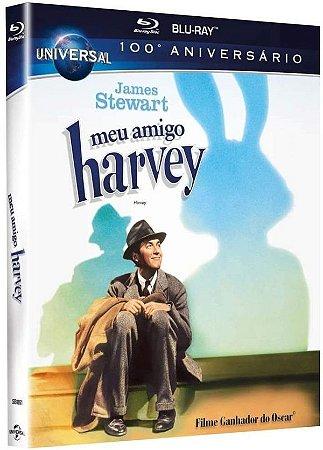 Blu-ray - Meu Amigo Harvey (luva)