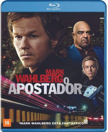 Blu Ray O Apostador - Mark Wahlberg