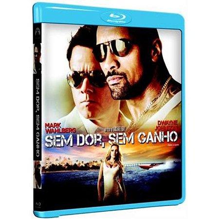 Blu - Ray Sem Dor, Sem Ganho - Dwayne Johnson