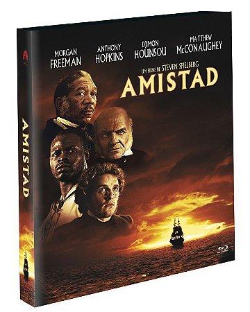 BLU-RAY (LUVA) AMISTAD - Steven Spielberg (exclusivo)
