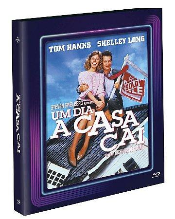 Blu-Ray (LUVA) Um Dia a casa Cai - Tom Hanks - EXCLUSIVO