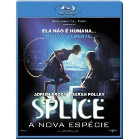 Blu-Ray Splice - A Nova Espécie - Adrien Brody