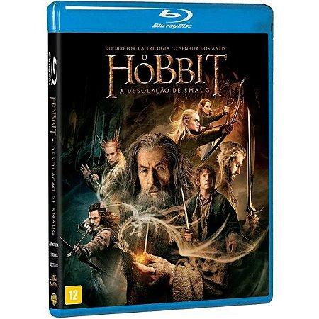 Blu-ray Duplo O Hobbit: A Desolação de Smaug