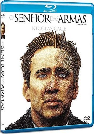 Blu-ray O Senhor Das Armas - Nicolas Cage