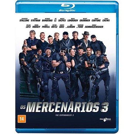 Blu-ray - Os Mercenários 3