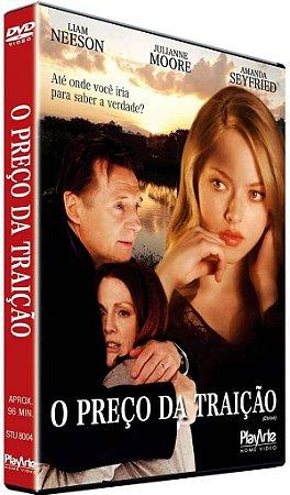 DVD - O Preço da Traição - Liam Neeson