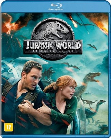 Blu-Ray - Jurassic World: Reino Ameaçado