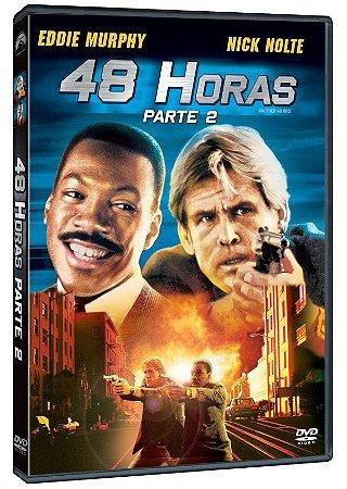 DVD 48 HORAS PARTE 2 -  Eddie Murphy - Pré venda entrega a partir de 29/09/21