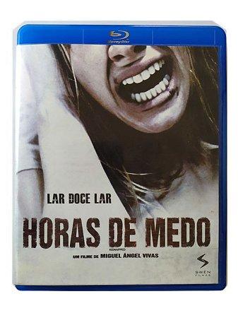 Blu Ray Horas de Medo