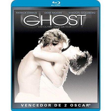 Blu-Ray Ghost: Do Outro Lado da Vida - Patrick Swayze - Demi Moore