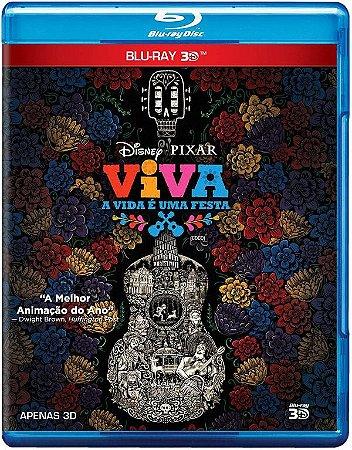 Blu-ray 3D Viva: A Vida É uma Festa